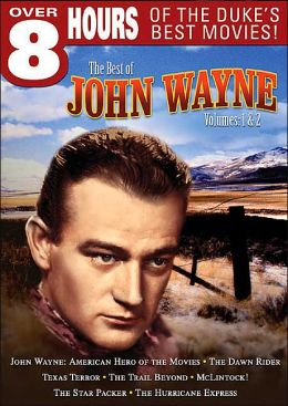 Best of John Wayne, Vols. 1 & 2