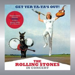 Get Yer Ya-Ya's Out! The Rolling Stones In Concert [3 CD/DVD][Expanded Edition]