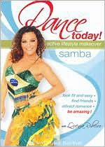 Dance Today - Active Lifstyle Makeover: Samba