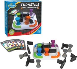 ThinkFun Turnstile Game