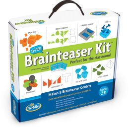 Aha! Brainteaser Kit for Classroom