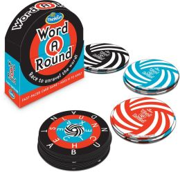 Word A Round Card Game