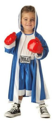 Everlast Boxer Toddler Costume : Size 3-4
