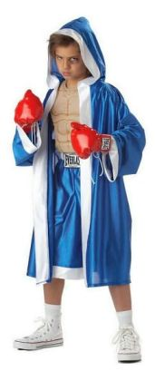 Everlast Boxer Boy Child Costume: Size X-Large