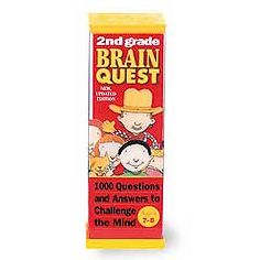 Brain Quest - 2nd Grade