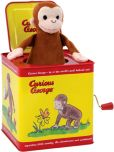 Product Image. Title: Curious George Jack in box