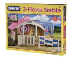 Breyer 3-Horse Stable