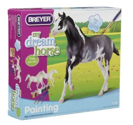Breyer Paint Your Own Horse - Arabian & Thoroughbred