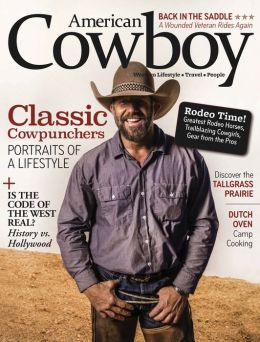 American Cowboy - One Year Subscription