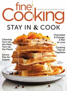 Fine Cooking - One Year Subscription