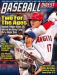 Magazine Cover Image. Title: Baseball Digest - One Year Subscription