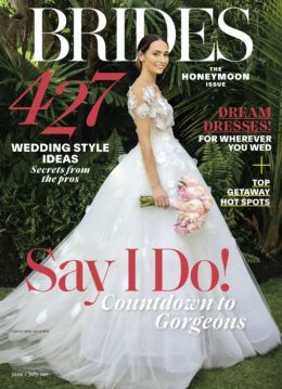 Brides - One Year Subscription