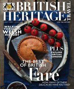 British Heritage - One Year Subscription