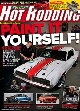 Popular Hot Rodding - One Year Subscription