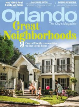 Orlando Magazine - One Year Subscription