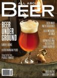 Magazine Cover Image. Title: All About Beer - One Year Subscription