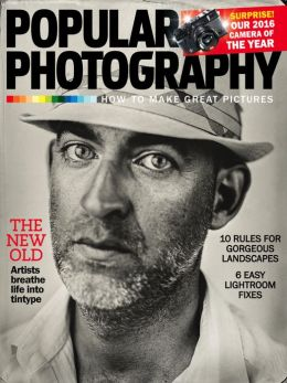 Popular Photography - One Year Subscription