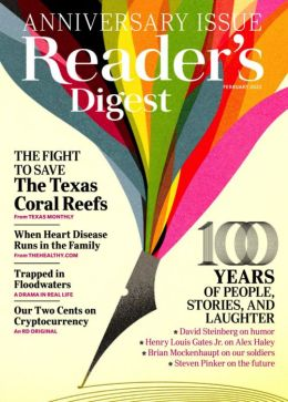 Reader's Digest - One Year Subscription