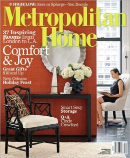 Metropolitan Home - One Year Subscription