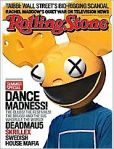 Magazine Cover Image. Title: Rolling Stone - One Year Subscription
