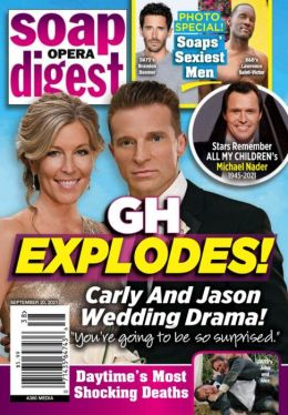 Soap Opera Digest - One Year Subscription