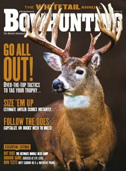Bowhunting - One Year Subscription