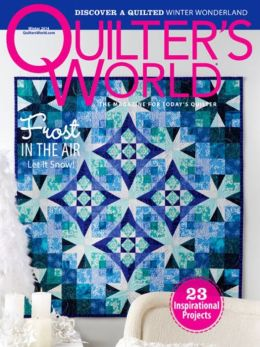 Quilter's World - One Year Subscription