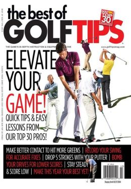 Golf Tips - One Year Subscription