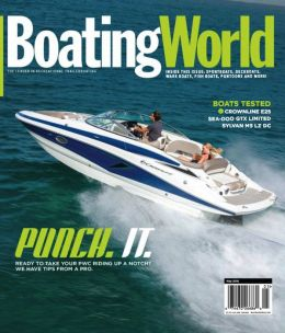 Boating World - One Year Subscription