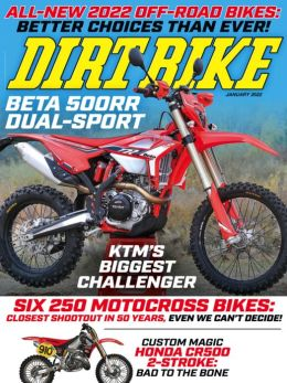 Dirt Bike - One Year Subscription