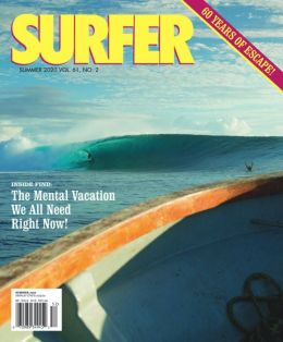 Surfer - One Year Subscription