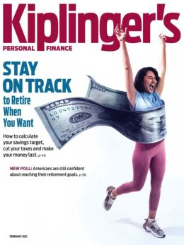 Kiplinger's Personal Finance - One Year Subscription