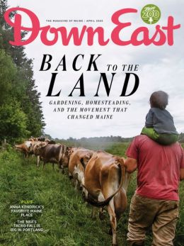 Down East - One Year Subscription