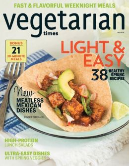 Vegetarian Times - One Year Subscription