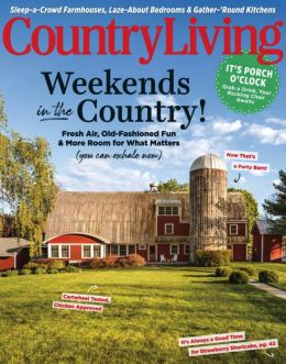 Country Living - One Year Subscription