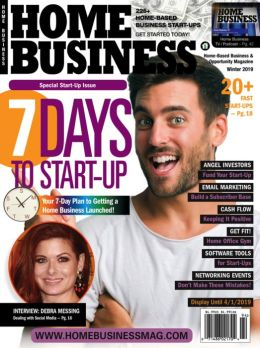 Home Business - One Year Subscription