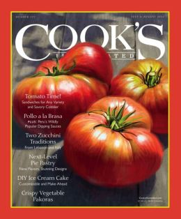 Cook's Illustrated - One Year Subscription