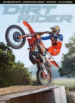 Dirt Rider - One Year Subscription