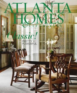 Atlanta Homes & Lifestyles - One Year Subscription