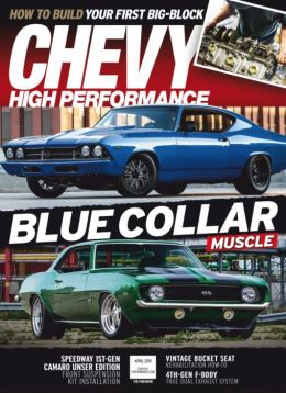 Chevy High Performance - One Year Subscription