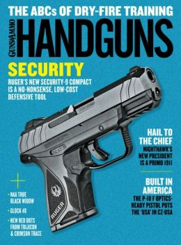 Handguns - One Year Subscription
