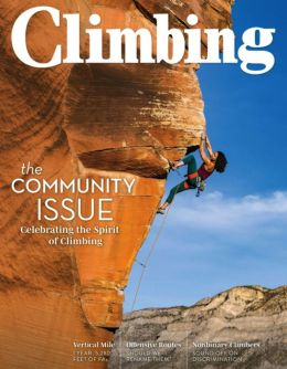 Climbing - One Year Subscription