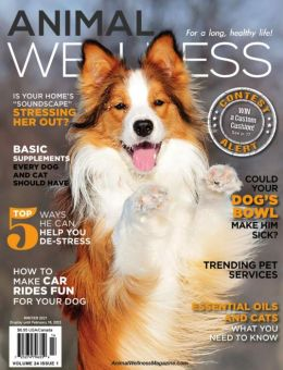Animal Wellness - One Year Subscription