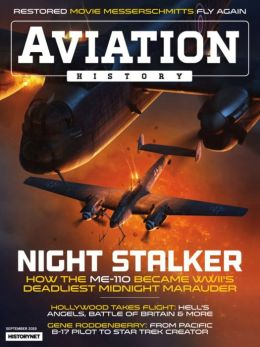 Aviation History - One Year Subscription