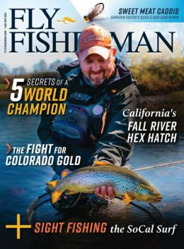 Fly Fisherman - One Year Subscription
