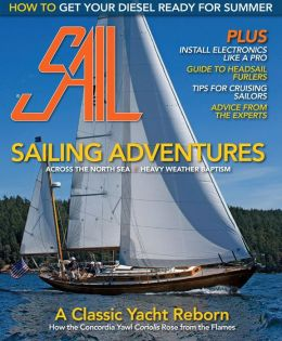 Sail - One Year Subscription
