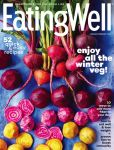 Magazine Cover Image. Title: EatingWell - One Year Subscription
