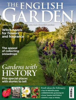 The English Garden - One Year Subscription