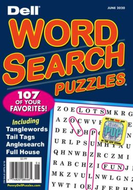 Puzzler's Word Search - One Year Subscription