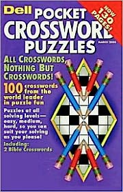 Pocket Crossword Puzzles - One Year Subscription